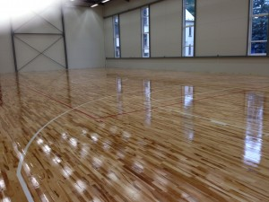 Stende Sport Hall - Maple 3rd Grade
